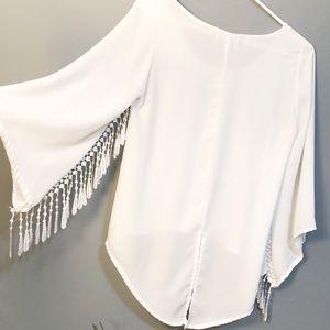 Adorable White blouse